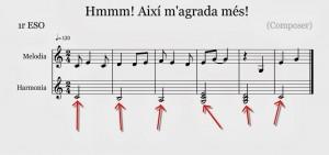 Pràctica d'harmonia 1