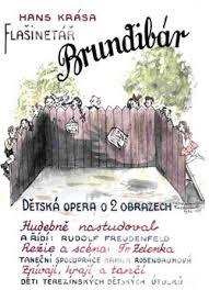 Brundibar cartell